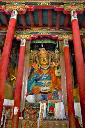 A Giant Guru Rinpoche